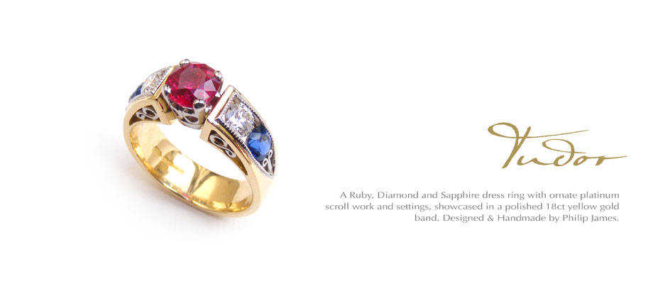 Multi Stone Engagement Rings